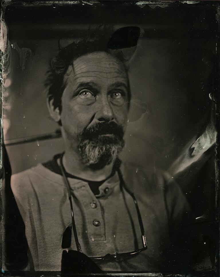Dominick  Tintype
