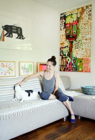 photo credit: Adrienne Breaux for Apartment Therapy