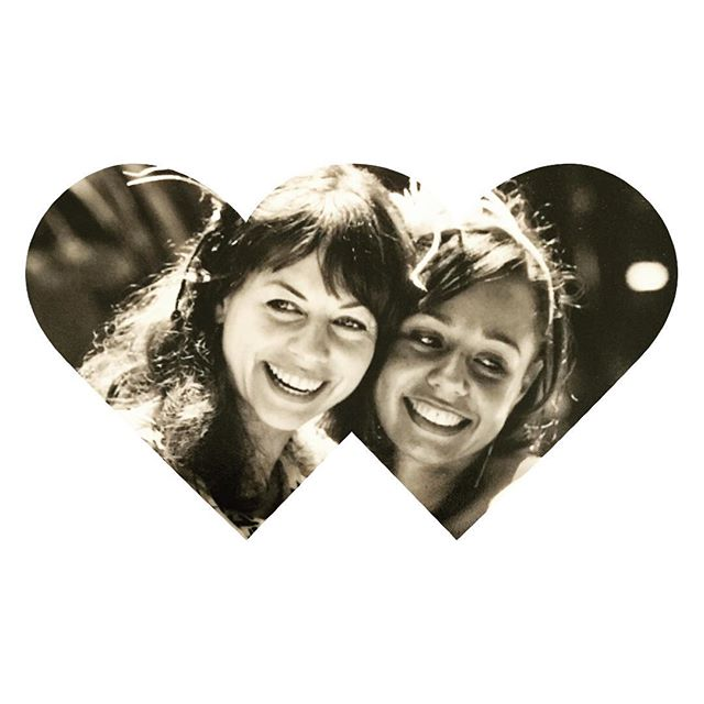 Happiest Birthday to @arianna_sabra_interiors , my sister for over 15 years! Sending love from Austin to Joshua Tree today.😘🎉🎂💃🏽✨💖🌵 (📷2007)