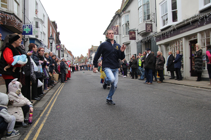 Christmas In Rye 2016 - Image by Nick Chillingworth LRPS