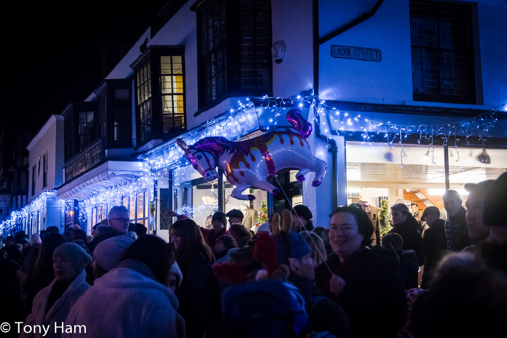Christmas In Rye 2017 By Tony Ham