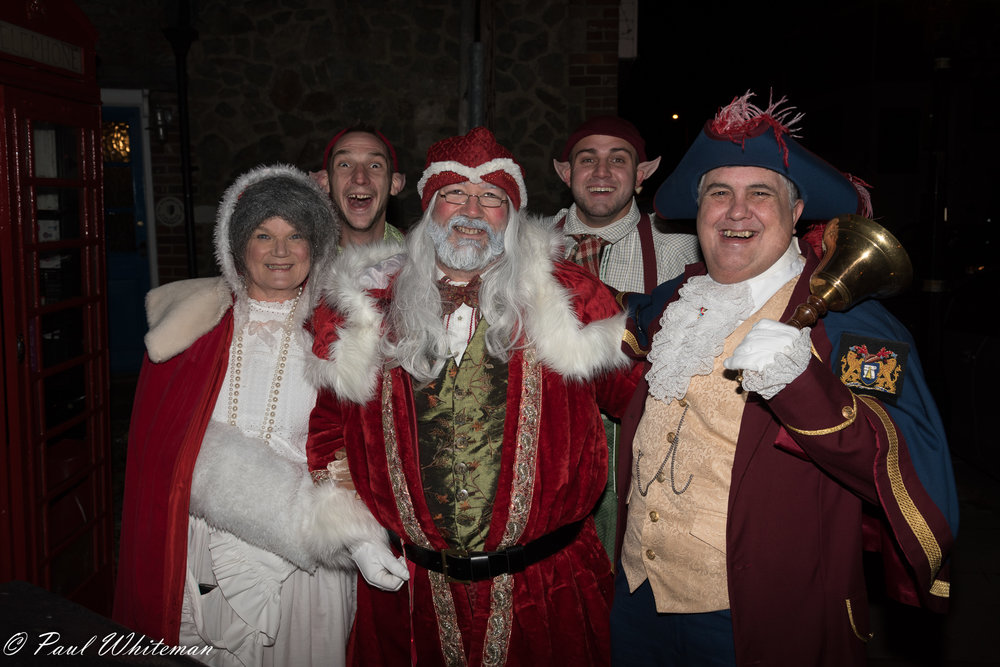 Christmas In Rye 2017 By Paul Whiteman