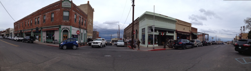 Downtown Jerome, AZ