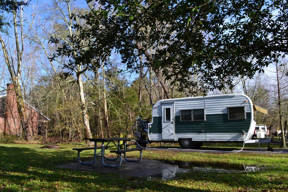 Saint Bernard State Park