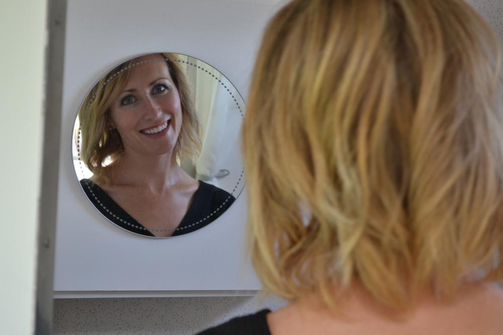 Mel Porthole Mirror