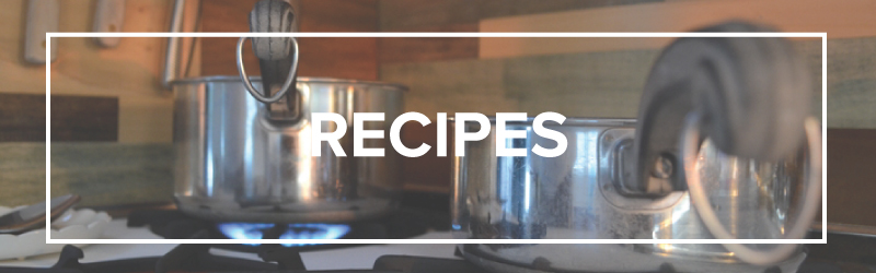 Recipes on the road | Local Color XC