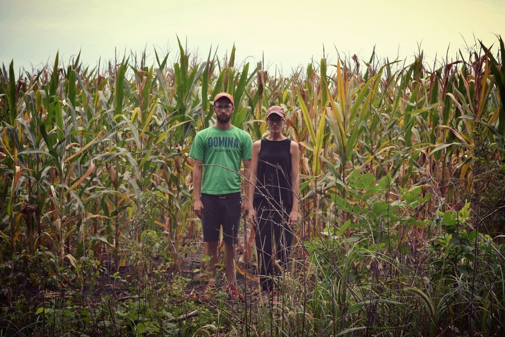 We're the children of the corn.