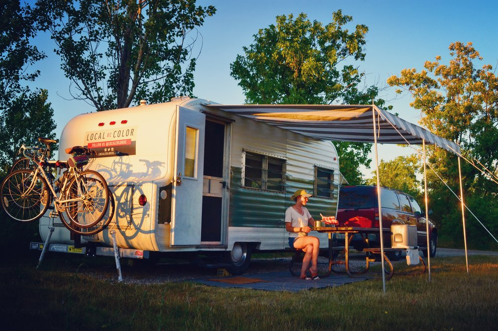 What I Learned from Living in a Travel Trailer for a Year | Local Color XC