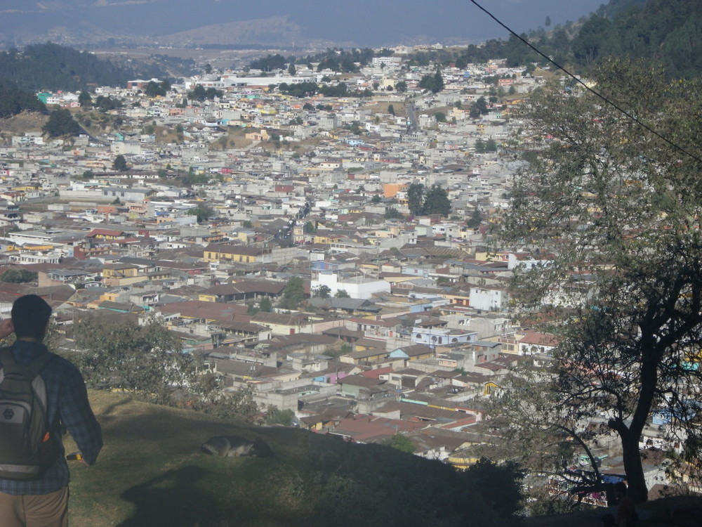 Xela (from above)