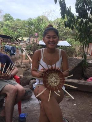 Janie in Nicaragua