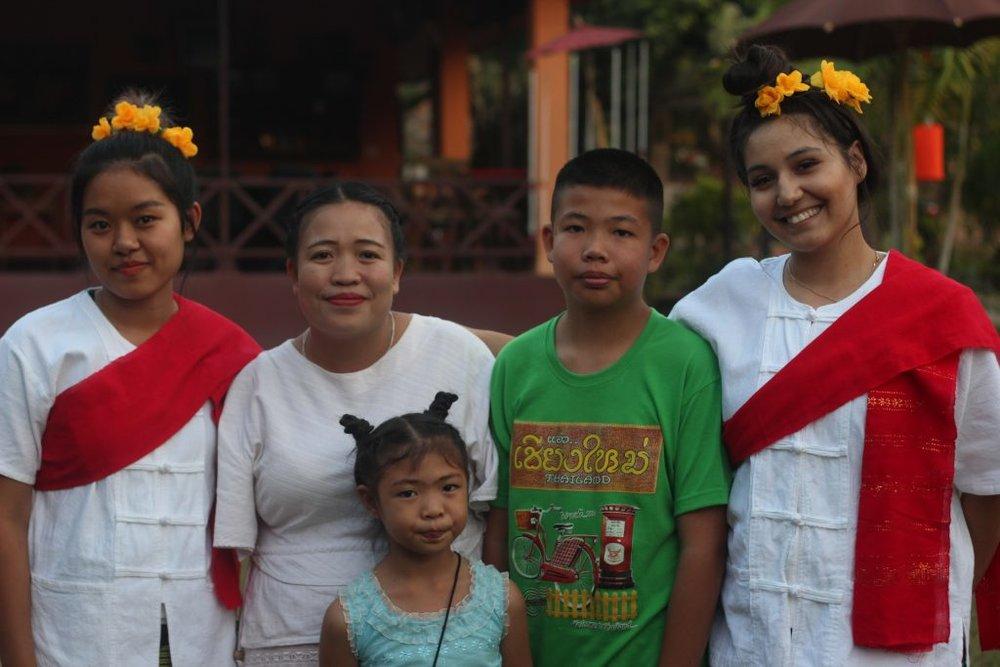Roselin and Jessica host family.jpg