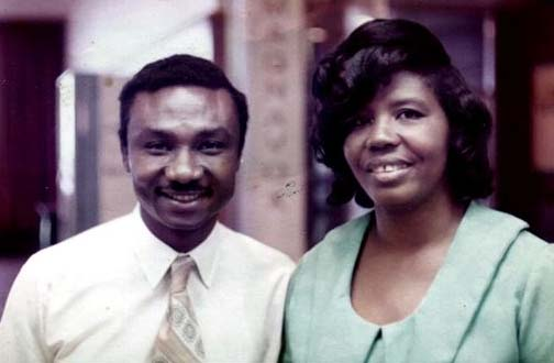 Napo and Hilda Etienne played a significant role in the start of Grace Children's Hospital.