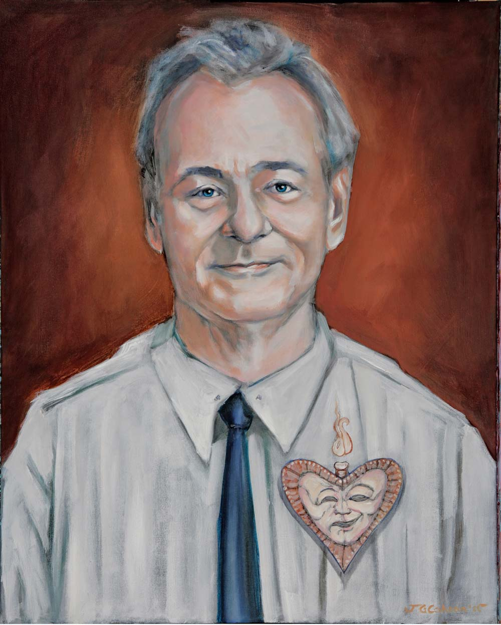 Bill's Sacred Heart
