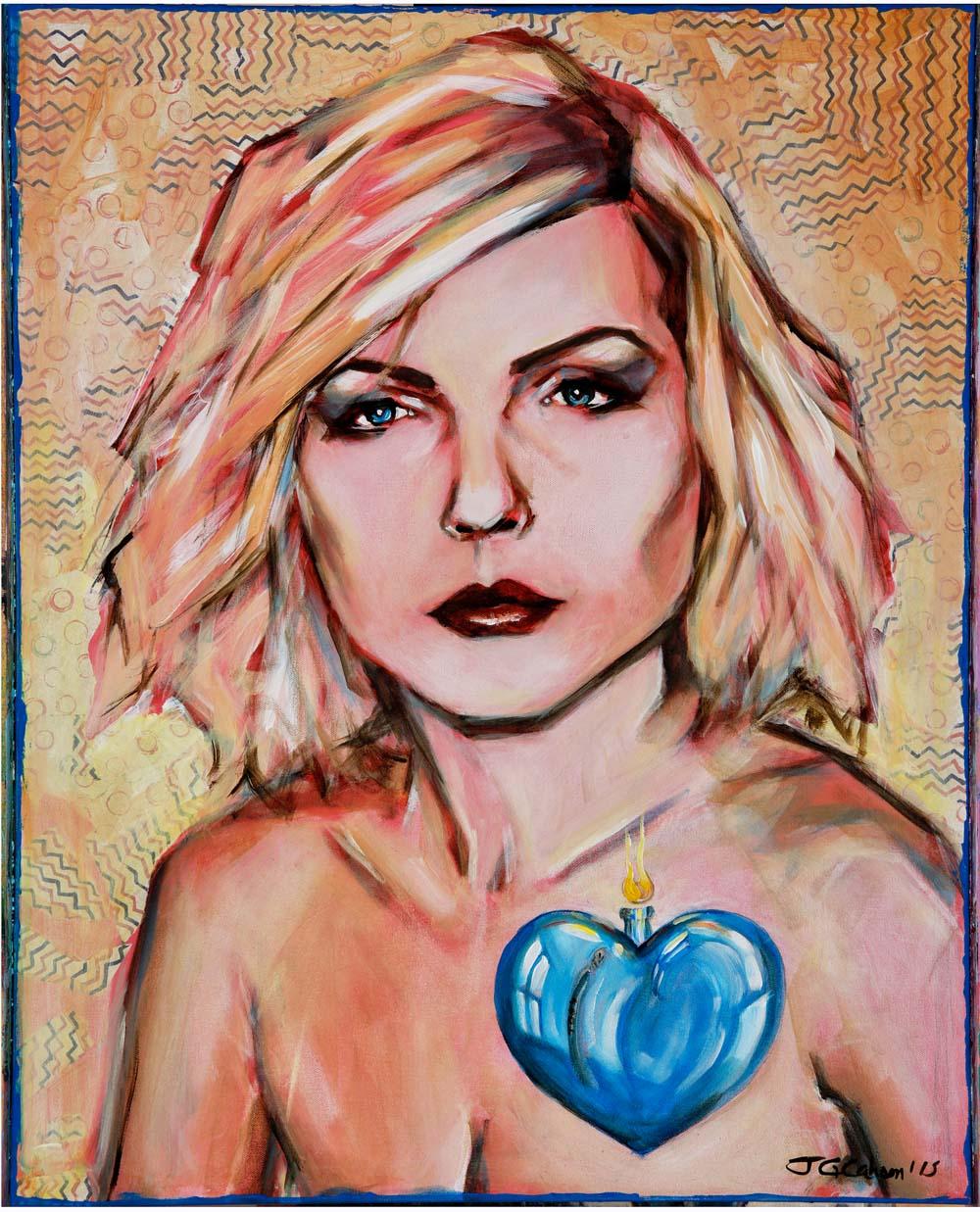 Debby's Sacred Heart