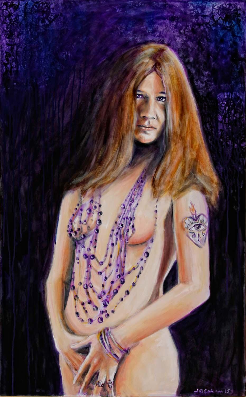 Janis' Sacred Heart