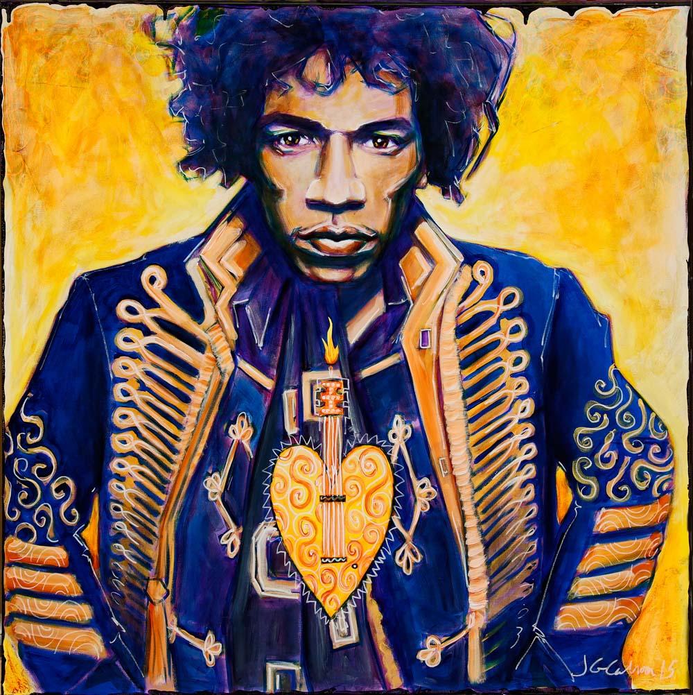 Jimi's Sacred Heart