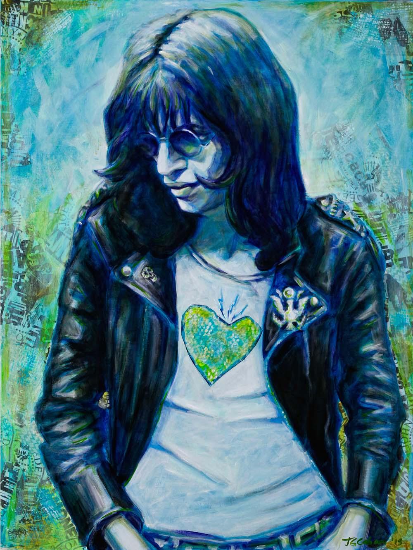 Joey's Sacred Heart