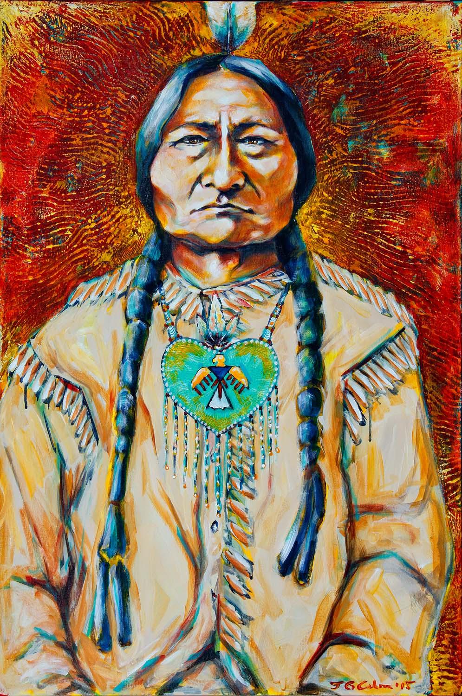 Sitting Bull's Sacred Heart