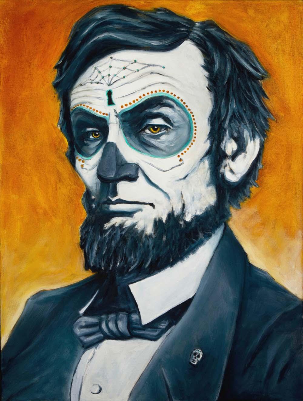 Abraham Lincoln (Two), Dia de Los Muertos