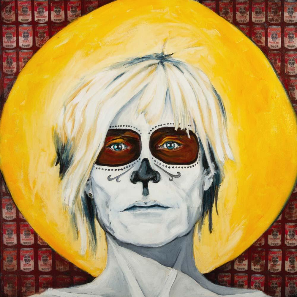 Andy Warhol, Dia de Los Muertos