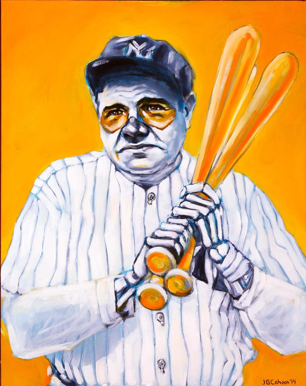 Babe Ruth, Dia de Los Muertos