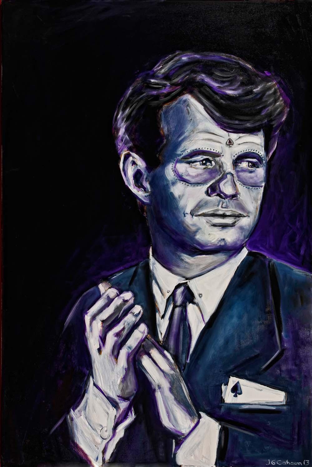 Robert Kennedy, Dia de Los Muertos