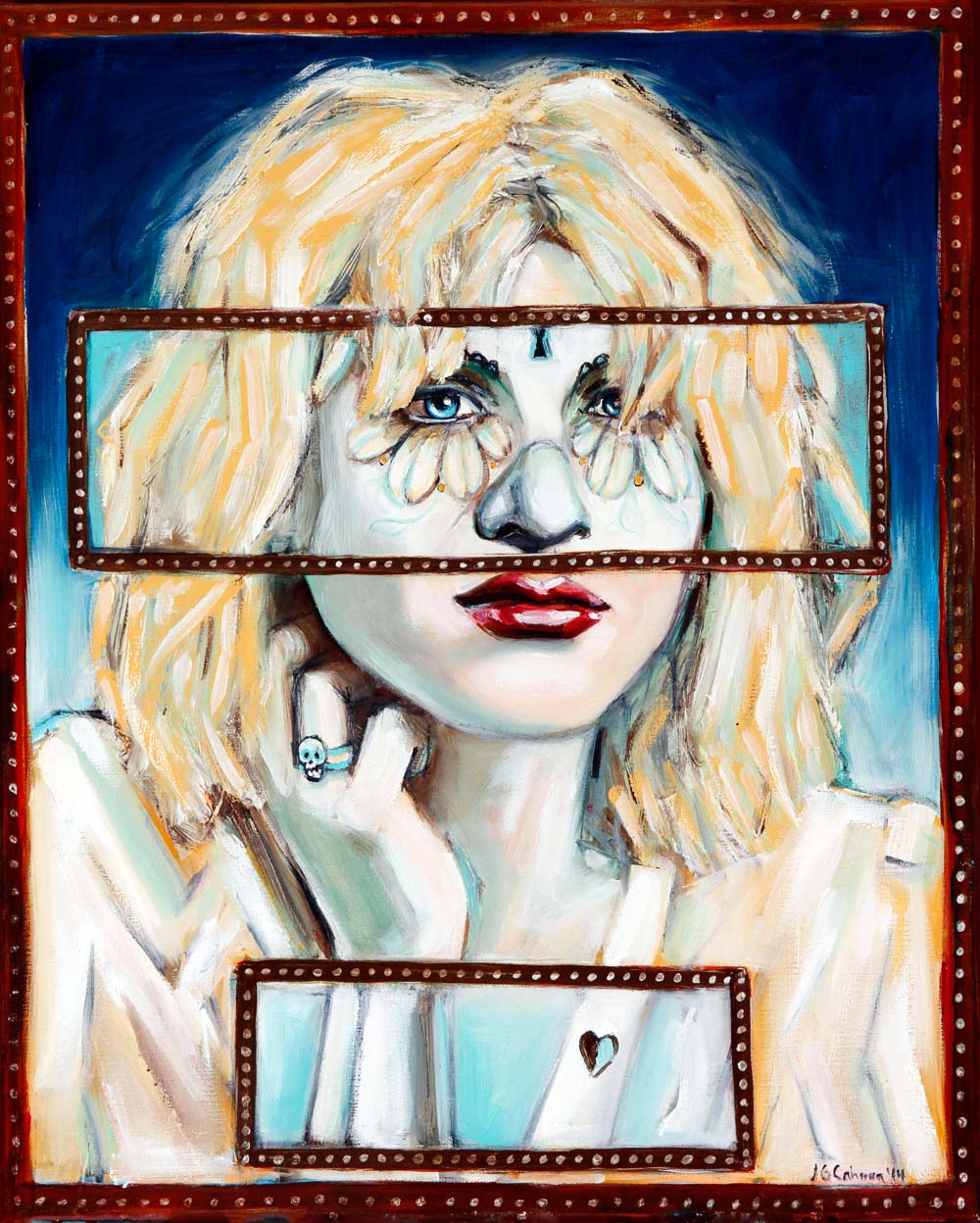 Courtney Love, Dia de Los Muertos