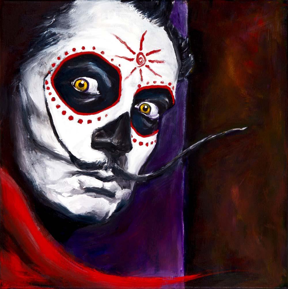 Salvador Dali, Dia de Los Muertos