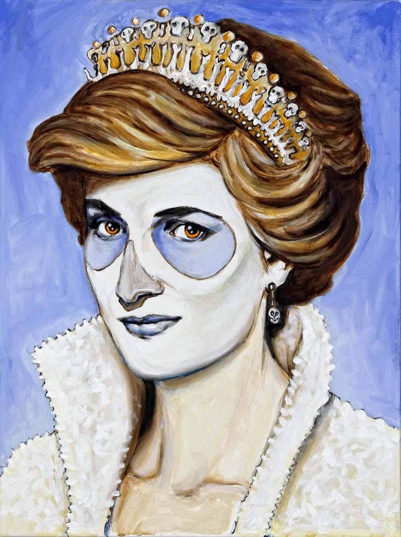 Diana-Princess of Wales, Dia de Los Muertos