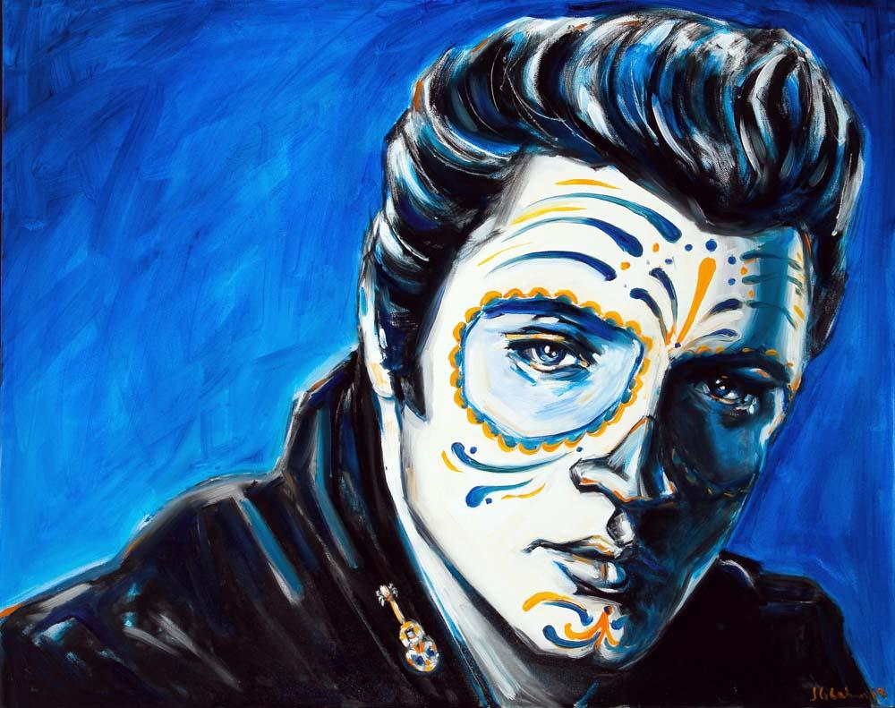 Elvis Presley, Dia de Los Muertos