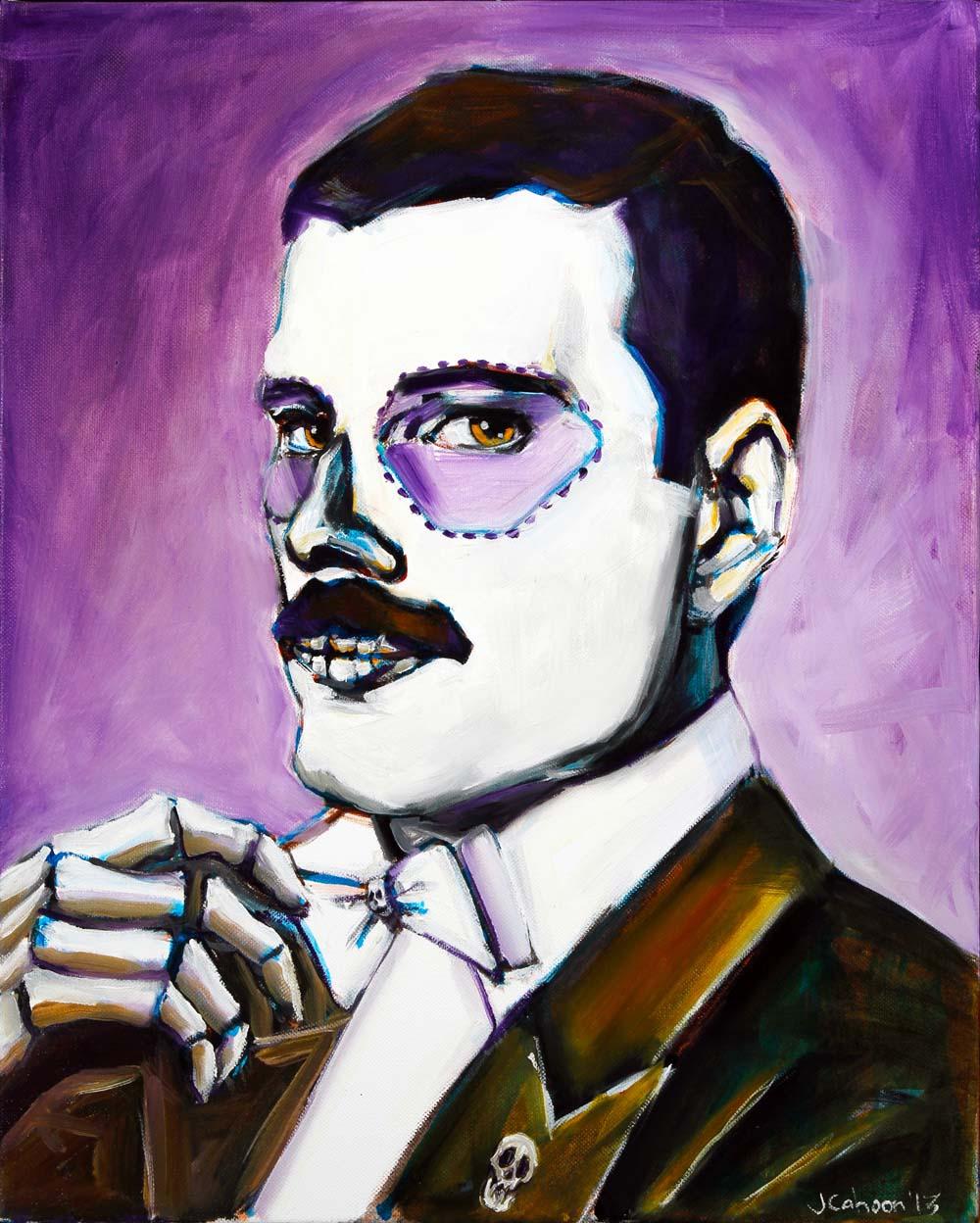 Freddy Mercury, Dia de Los Muertos