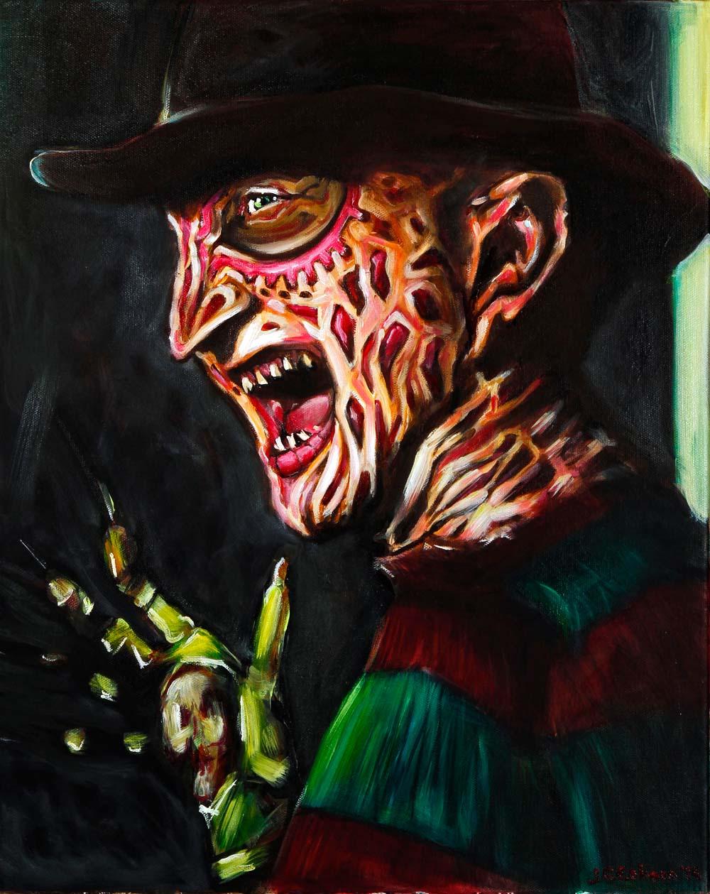Freddy Krueger, Dia de Los Muertos