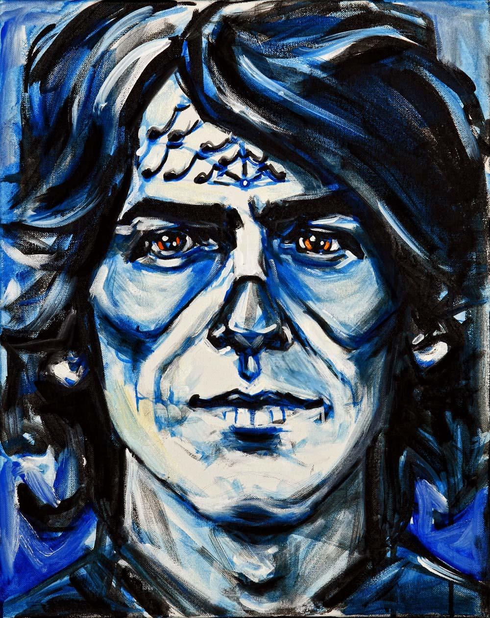 George Harrison, Dia de Los Muertos