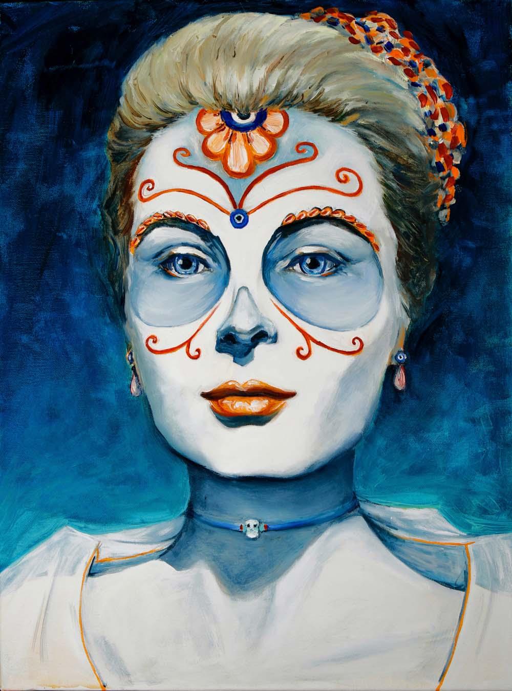Grace Kelly, Dia de Los Muertos