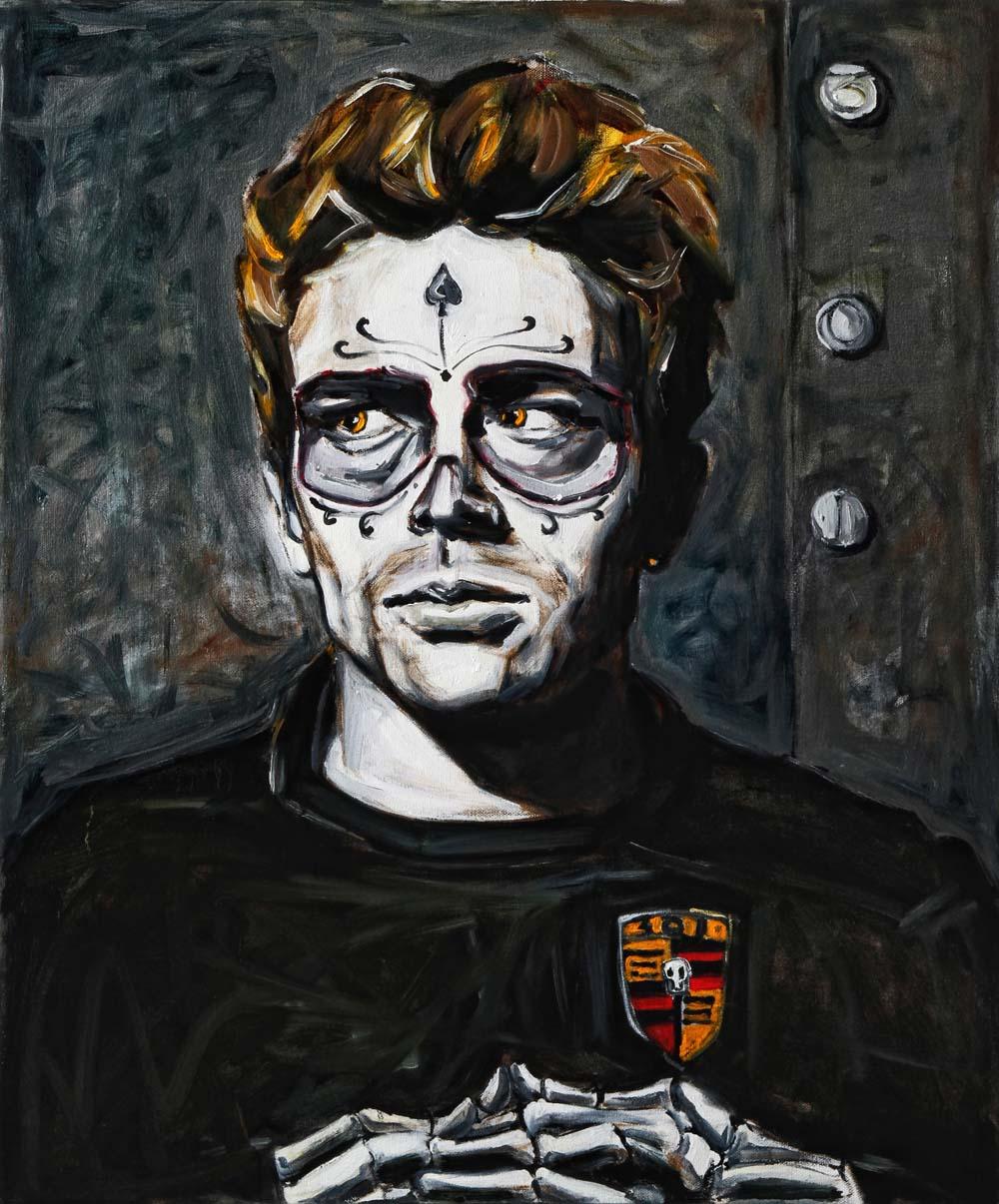 James Dean, Dia de Los Muertos