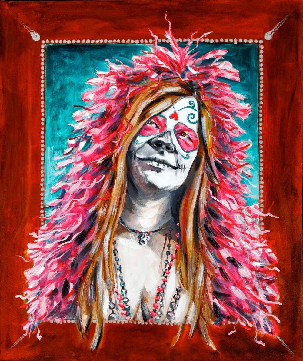 Janis Joplin, Dia de Los Muertos