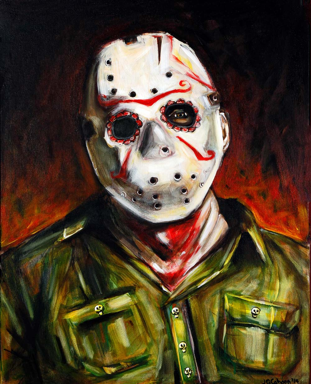 Jason Voorhees, Dia de Los Muertos