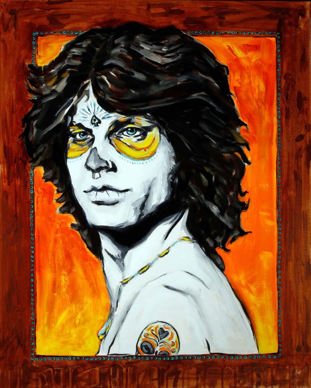 Jim Morrison, Dia de Los Muertos