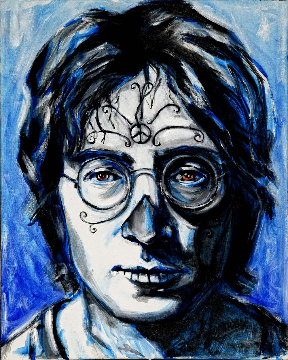 John Lennon, Dia de Los Muertos