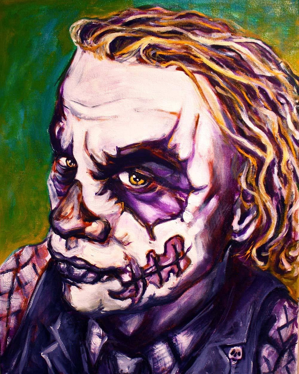 Heath Ledger, Dia de Los Muertos