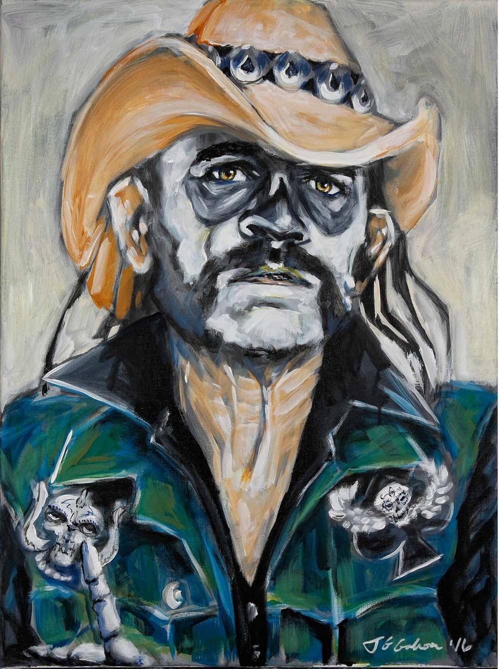 Lemmy Kilmister, Dia de Los Muertos