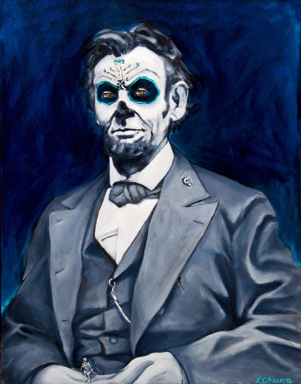 Abraham Lincoln (One), Dia de Los Muertos