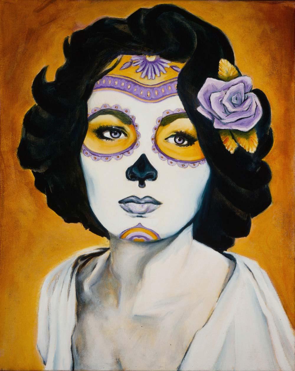 Elizabeth Taylor, Dia de Los Muertos