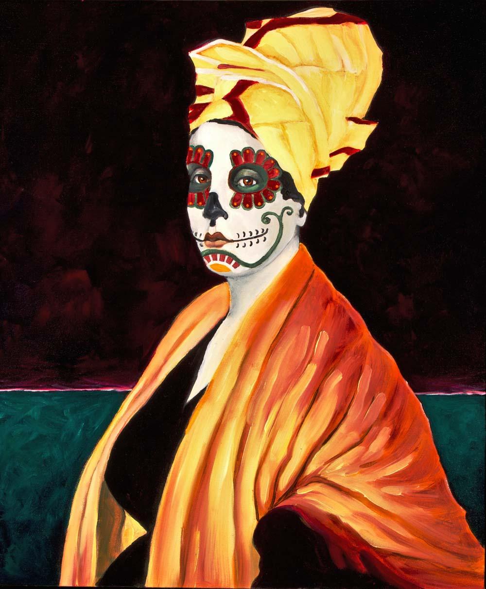Marie Laveau, Dia de Los Muertos
