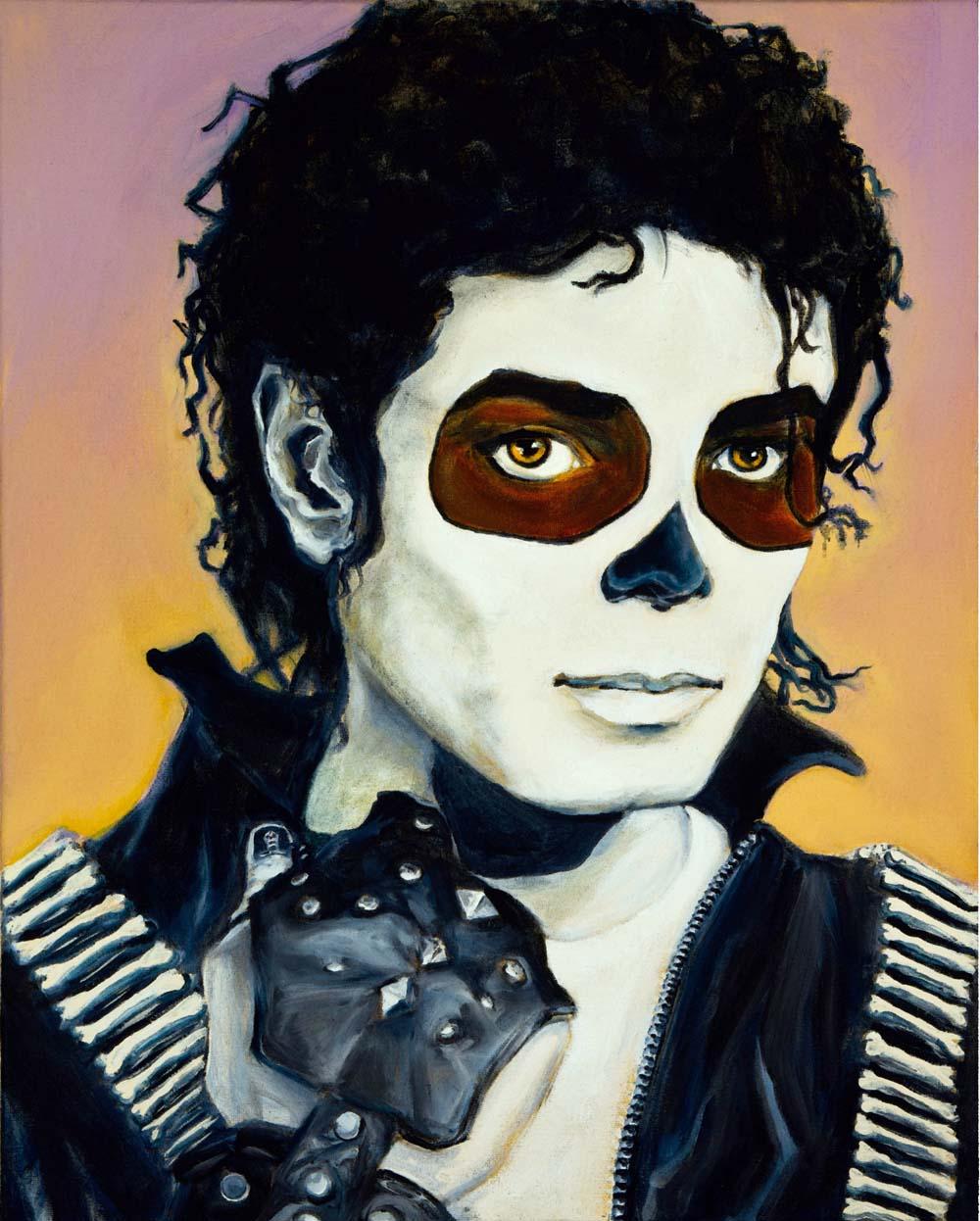 Michael Jackson, Dia de Los Muertos