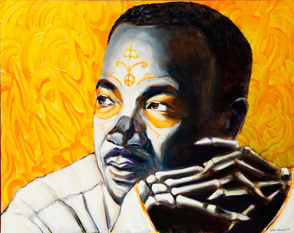 Martin Luther King Jr., Dia de Los Muertos