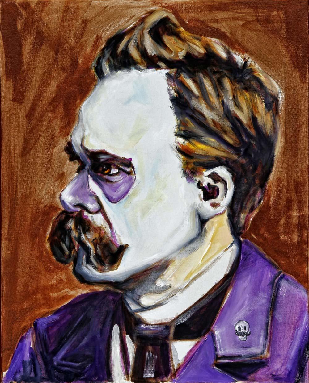 Friedrich Nietzsche, Dia de Los Muertos