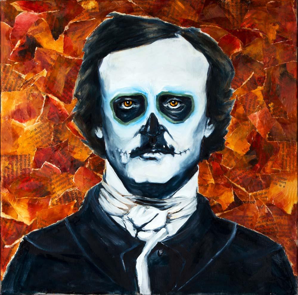 Edgar Allen Poe, Dia de Los Muertos
