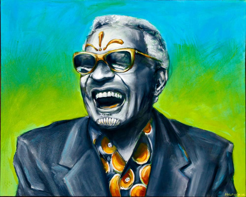 Ray Charles, Dia de Los Muertos