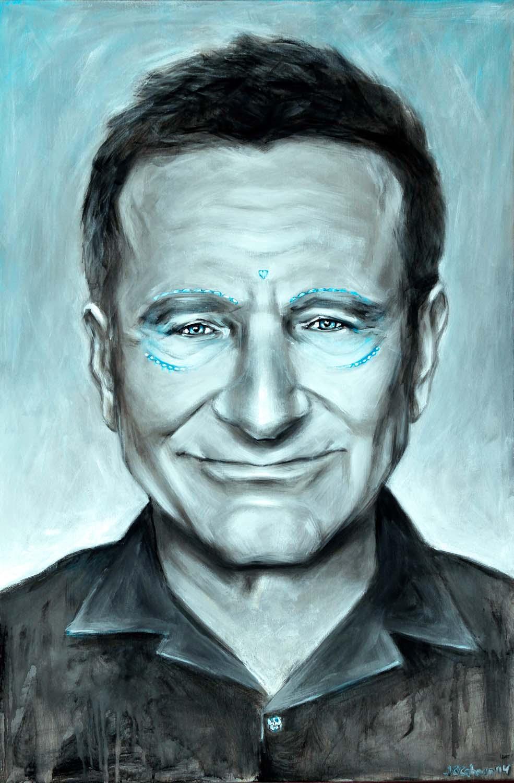 Robin Williams, Dia de Los Muertos